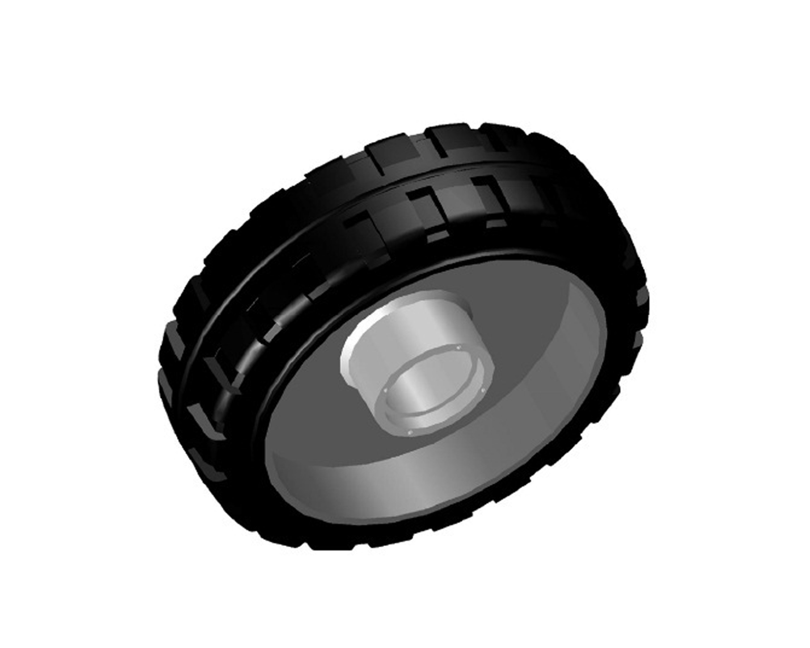Unipave tyre